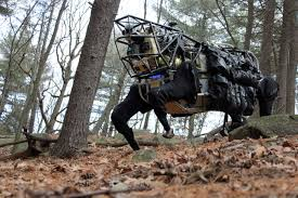 Mule Boston Dynamics